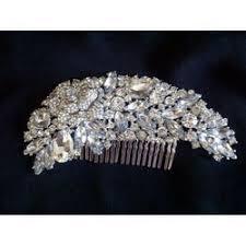 hair broach bridal hair brooch hair brooch chetna creations mumbai id