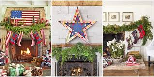 christmas mantel decor 38 christmas mantel decorations ideas for fireplace mantel