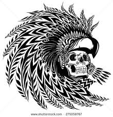 aztec warrior stock images royalty free images u0026 vectors