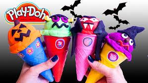 Halloween Ice Cream Cake by Halloween Ice Cream Parlor Building Toys Play Doh Ice Cream Diy