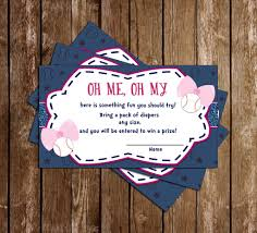Raffle Tickets For Baby Shower Novel Concept Designs Baseball Or Bows Gender Reveal Baby