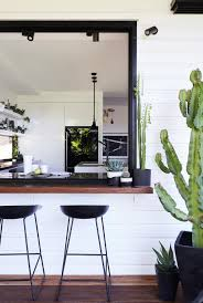 clever kitchen design the kitchen extends to the outdoors with a clever addition of a
