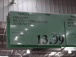 nutiva organic chia seeds u2013 costco vs amazon