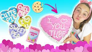 big valentines day worlds largest conversation heart cookie diy valentines day