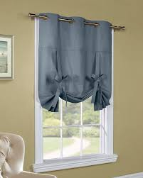 weathermate insulated tie up curtain panel pretty windows