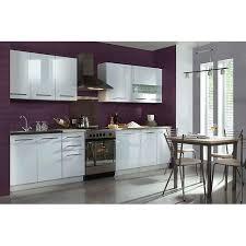 meuble blanc de cuisine meuble de cuisine blanc laque niocad info