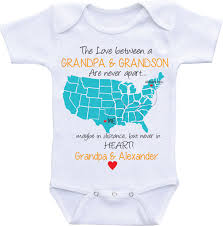 personalized granddaughter gifts personalized baby gifts state map onesies onsie