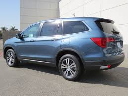 suv honda pilot 2017 new honda pilot ex w honda sensing 2wd at honda north serving