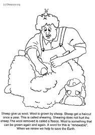 sheep 20 animals u2013 printable coloring pages