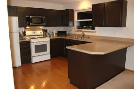 Kitchen Cabinets Painted White Kitchen Black Kitchen Cabinets With Lowes Quartz Countertops And