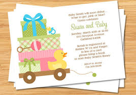 unisex baby shower unisex baby shower invitation print yourself
