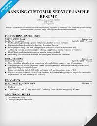 Customer Service Representative Sample Resume by Sample Resume Banking Customer Service Augustais