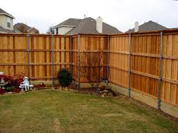 wood fence types backyard wood fence designs ideas and plans