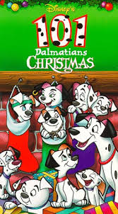 amazon 101 dalmatians christmas vhs
