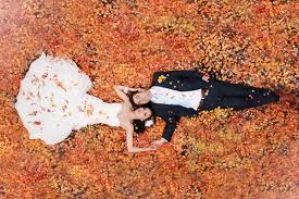 fall wedding autumn is approaching our4ever