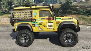 land rover defender 90 convertible land rover defender 90 1990 v1 1 for gta 5