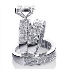 wedding ring trio sets wedding rings trio sets mindyourbiz us