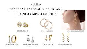photo of earrings different types of earring and buying complete guide augrav