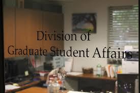 division of graduate student affairs dgsa graduate