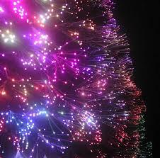 fiber optic trees artificial tree