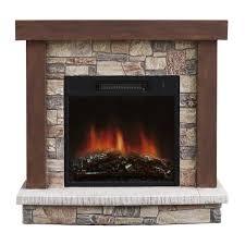 Comfort Flame Fireplace Stonegate Urban Mountain Lodge Electric Fireplace U0026 Reviews Wayfair