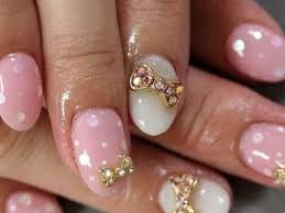 bow design on nails 24 ideas in pictures picsrelevant