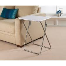 Folding Side Table Folding Side Table Living Room Furniture B M