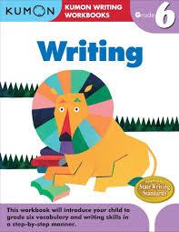 kumon publishing kumon publishing 6th grade
