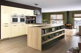 cuisine couleur bois déco cuisine 10 idées couleurs sympa deco cool