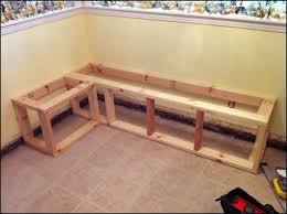 How To Build A Dining Room Table Plans by Best 25 Corner Bench Seating Ideas On Pinterest Corner Bench