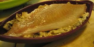 cuisiner filet de lieu noir filet de lieu noir gratin de blette en papillote le de