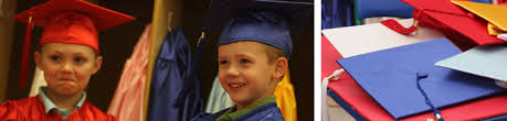 kindergarten cap and gown graduation caps and gowns for kindergarten daycare and preschool