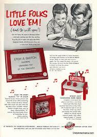 etch a sketch u0026 ohio arts toy ads 1967 click americana