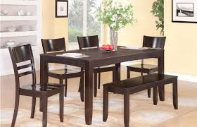 dining room table with bench seat dining table bench seat dimensions with design inspiration 28983