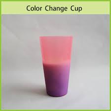 temperature sensitive color changing plastic temperature
