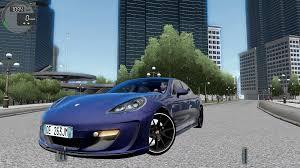 2007 Porsche Panamera City Car Driving 1 5 0 Porsche Panamera Turbo 4 8 G27 Youtube