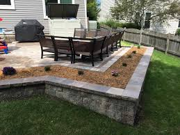 strictly stonepros and cons of a wood deck and a brick patio