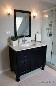 ikea kitchen cabinets in the bathroom pin by home we on diy projects bathroom makeover