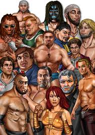 Backyard Wrestling Characters New Iphone Wrestling Game Launches Soon Features Wz Wrestlezone