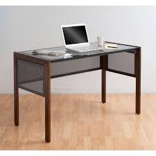 office line ii glass top desk by studio designs surripui net