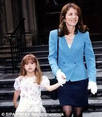 Caroline Kennedy S Children Meet Jackie Kennedy U0027s Lookalike Granddaughter Kennedy Jr