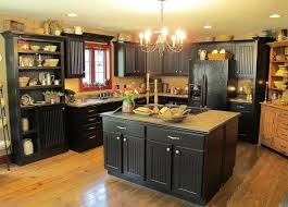 Primitive Kitchen Cabinets Beautiful Primitive Kitchen To Get Ideas How To Remodel Your