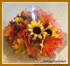 Fall Floral Decorations - mormon moms thanksgiving or fall floral arrangements wedding