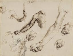 british museum print study drawing