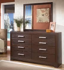 Hank Cocas by Signature Design By Ashley Aleydis 6 Drawer Dresser U0026 Mirror