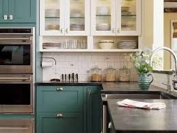 Two Toned Kitchen Cabinets As Two Tone Kitchen Cupboards And Granite Countertops Shaker Beige