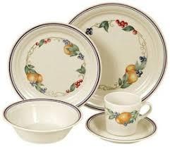 discontinued corelle abundance dinnerware