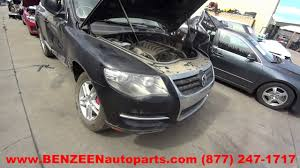 parting out 2009 volkswagen touareg stock 7238br tls auto