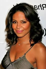 curled hairstyles medium length hair black curly hairstyles for women over shoulder length haircuts for