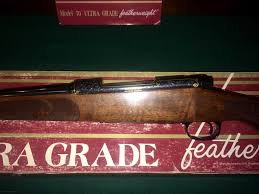 winchester model 70 featherweight ultra grade 270 win bolt